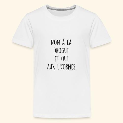 Citation drole - T-shirt Premium Ado
