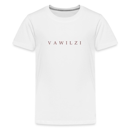 Vawilzi Only Collection - Premium-T-shirt tonåring