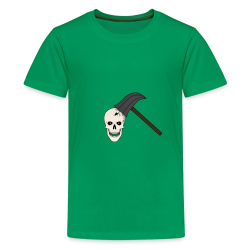 Skullcrusher - Teenager Premium T-Shirt