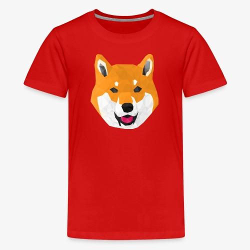 Shiba Dog - T-shirt Premium Ado