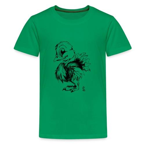 Autruchon - T-shirt Premium Ado