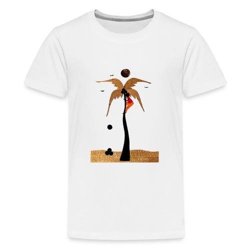 AFRICA - Teenage Premium T-Shirt