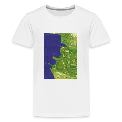 Rinus Van De Melkwegboer - Teenager Premium T-shirt