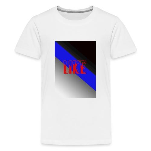 like - T-shirt Premium Ado