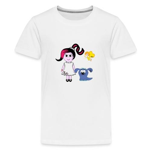 Fugly Jutzi Blogsa - Teenager Premium T-Shirt