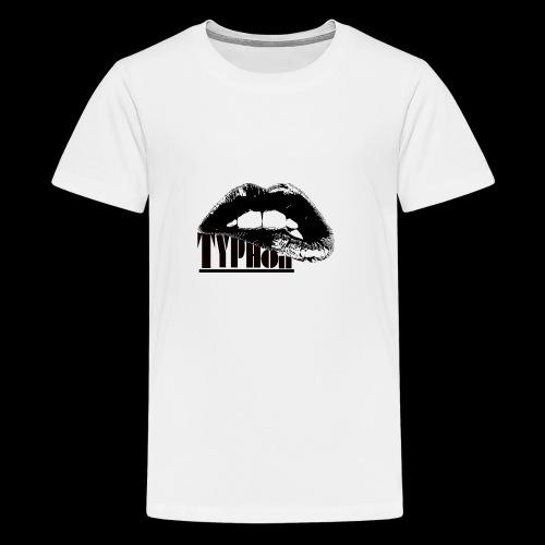 Typhon Original Logo - Teenage Premium T-Shirt