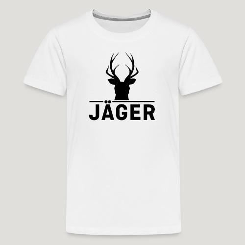 Jäger! Jäger Shirt Jaeger - Teenager Premium T-Shirt