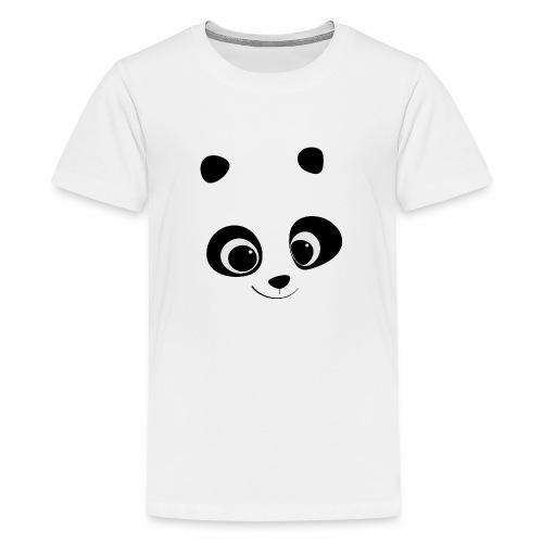 mirada de ternura - Camiseta premium adolescente