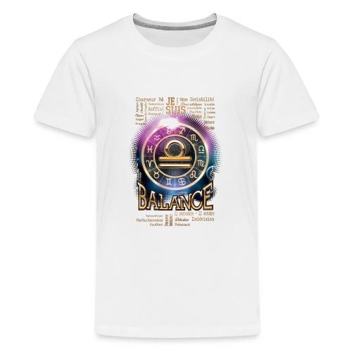 BALANCE - T-shirt Premium Ado