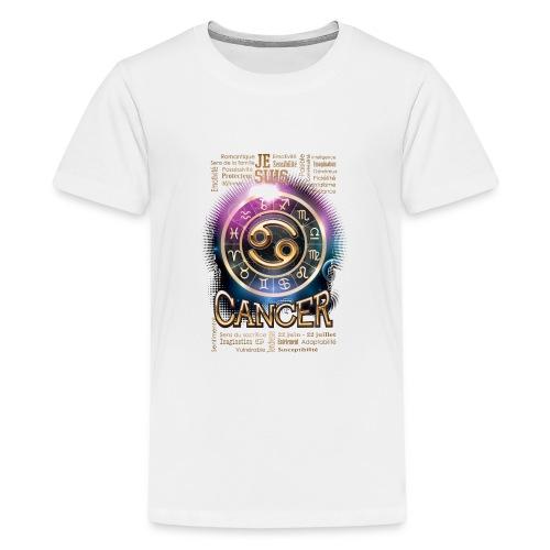 CANCER - T-shirt Premium Ado