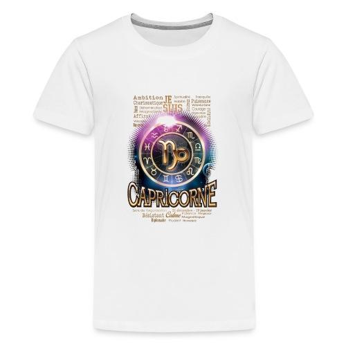CAPRICORNE - T-shirt Premium Ado