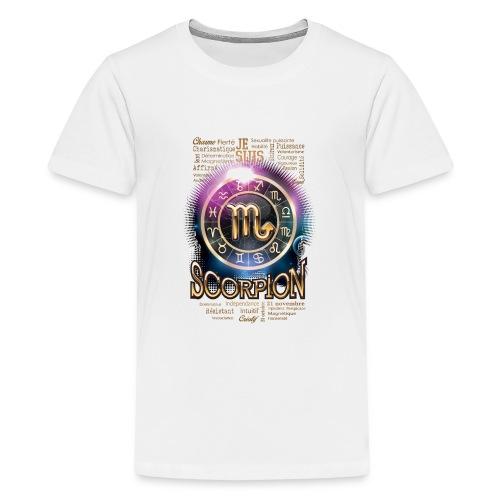 SCORPION - T-shirt Premium Ado
