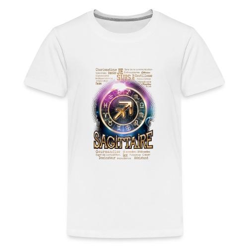 SAGITTAIRE - T-shirt Premium Ado