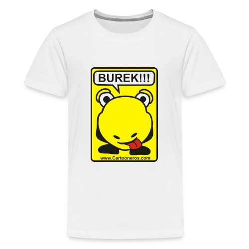 Burek - Teenager Premium T-Shirt