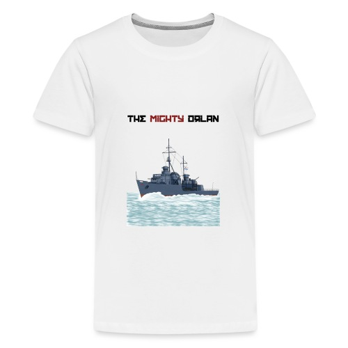 The Mighty Orlan - Teenage Premium T-Shirt