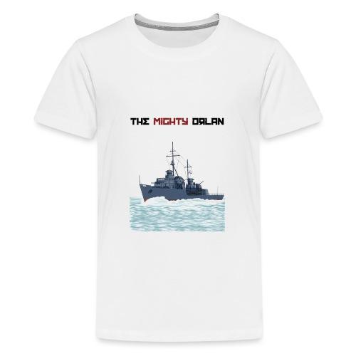 The Mighty Orlan - Teenage Premium T-Shirt