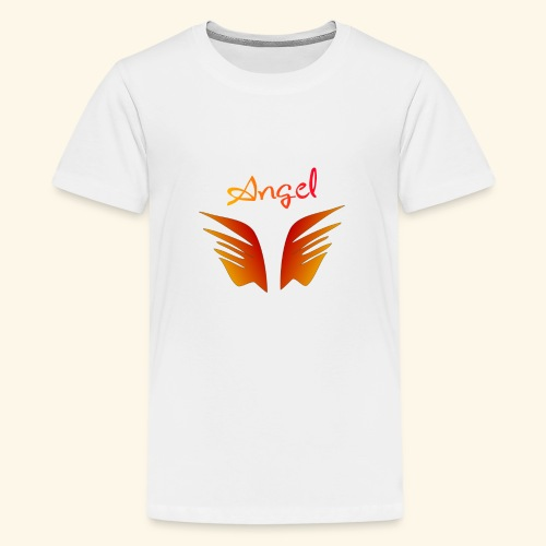 Angel - Teenager Premium T-Shirt