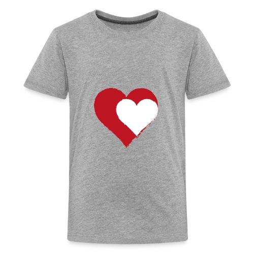 2LOVE - Teenager premium T-shirt