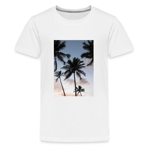 PALMTREES DOMINICAN REP. - Teenager Premium T-shirt
