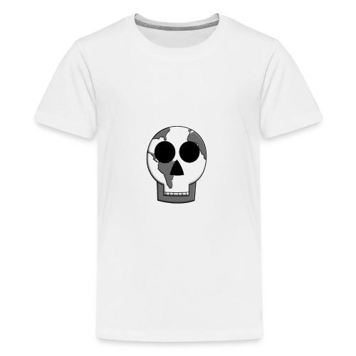 WORST FACE SCENARIO - Teenager Premium T-Shirt
