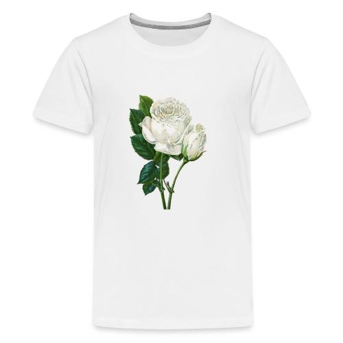 GG - Camiseta premium adolescente