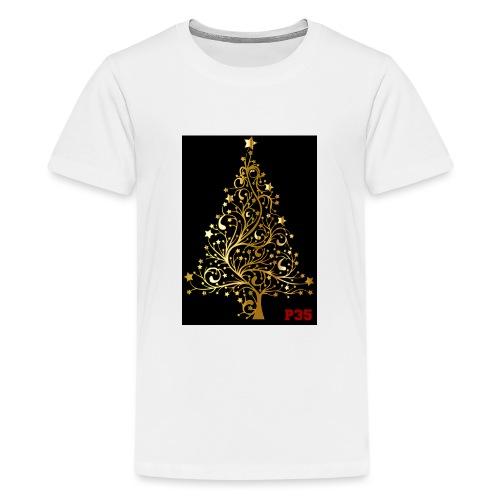 Golden Xmas 2020 - Teenager Premium T-Shirt