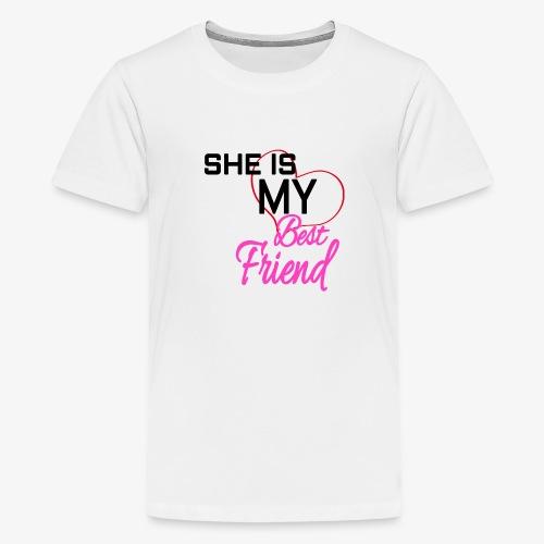 BestFriend - Camiseta premium adolescente