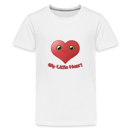 My little Heart - T-shirt Premium Ado