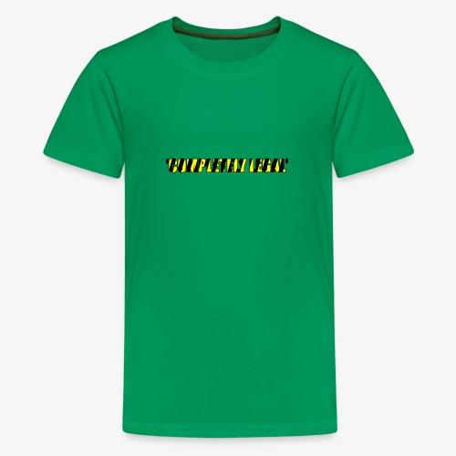 Hoodie Completely Legal - Teenage Premium T-Shirt