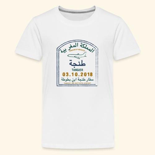 Tanger - T-shirt Premium Ado
