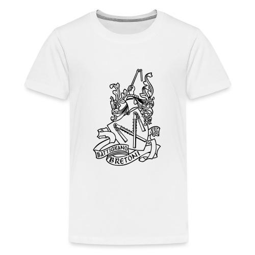 BATTIGRANO - Maglietta Premium per ragazzi