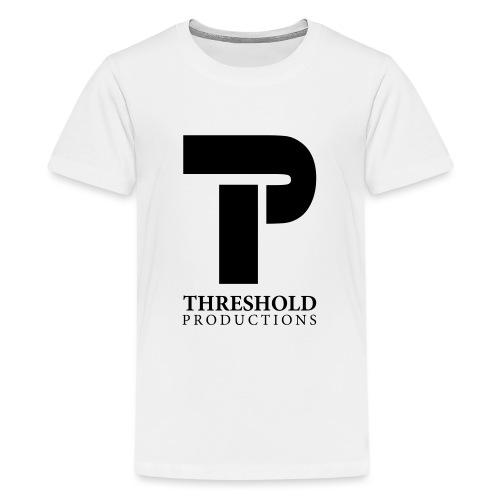 Threshold Productions ECO - Premium-T-shirt tonåring
