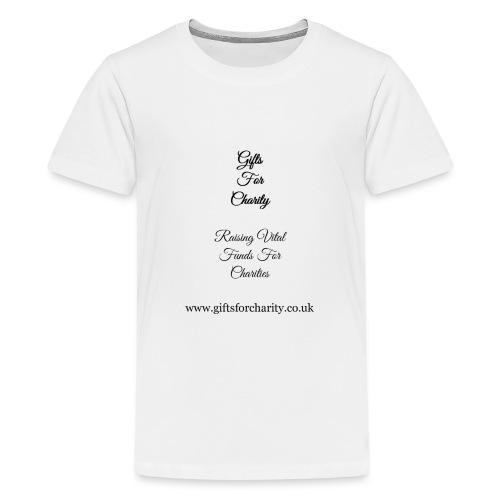 Merchandise Image - Teenage Premium T-Shirt
