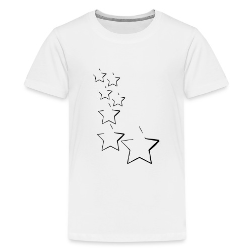 sterne - Teenager Premium T-Shirt