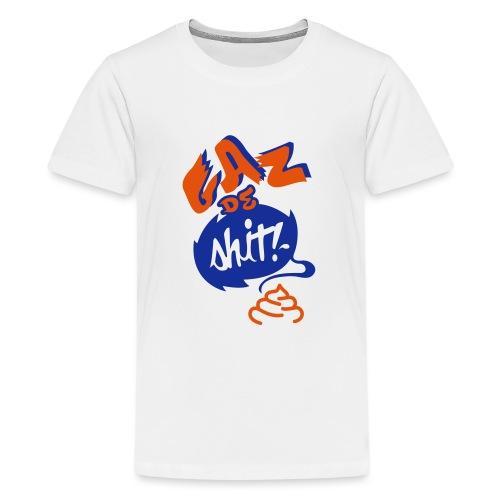 GAZ de Shit - T-shirt Premium Ado