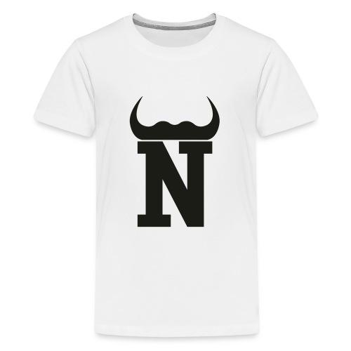 la ñ de españa - Camiseta premium adolescente