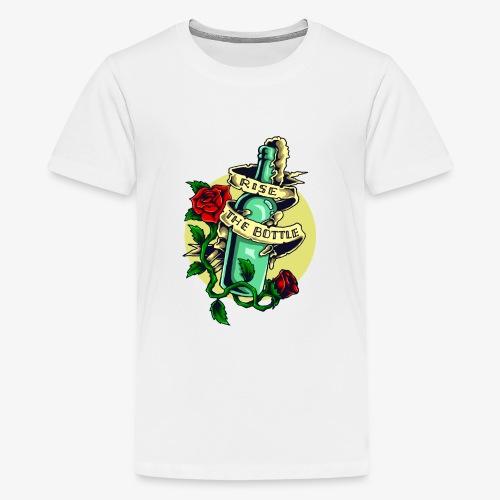 Bouteille d'alcool - T-shirt Premium Ado