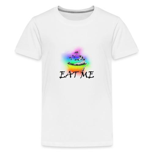 Cupcake - T-shirt Premium Ado