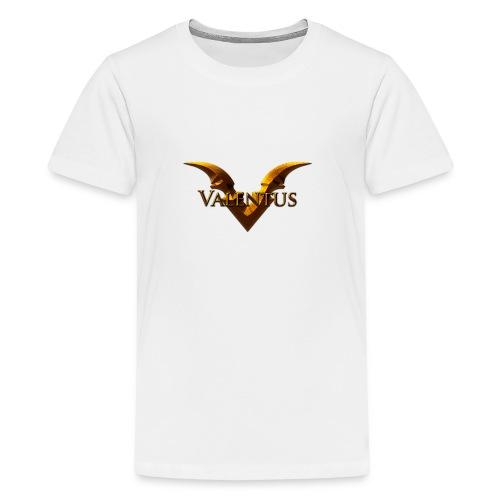 logo 1 png - Teenage Premium T-Shirt