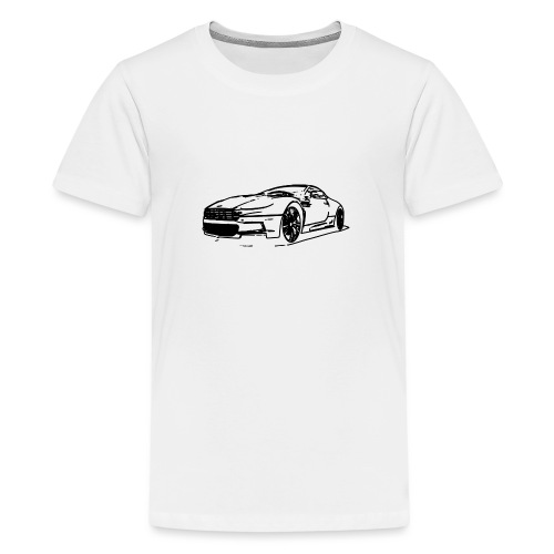 Aston Martin - Teenage Premium T-Shirt