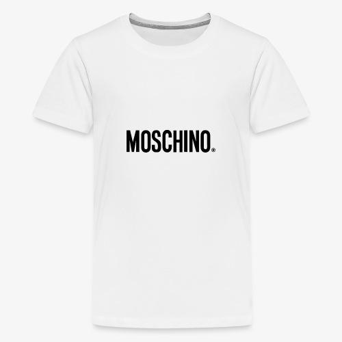 MOSCHINO - Camiseta premium adolescente