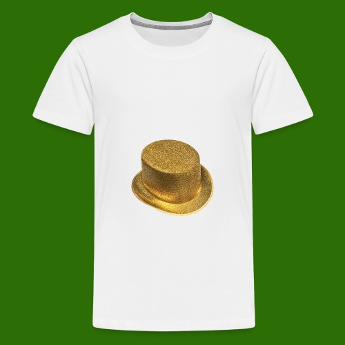 gold nus - Teenager premium T-shirt