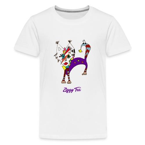 Ziggy Tar - T-shirt Premium Ado
