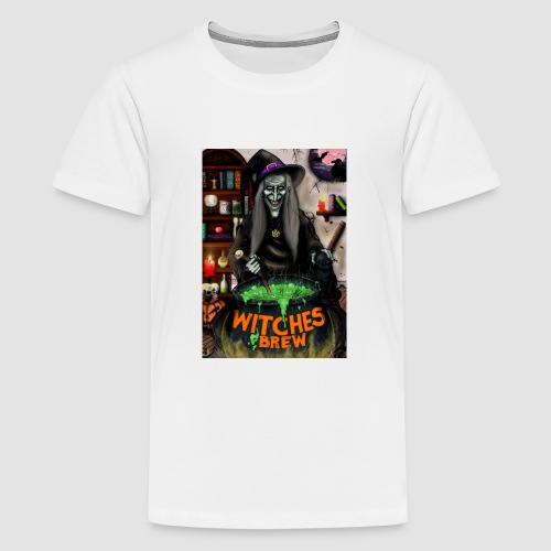 The Witch - Teenage Premium T-Shirt