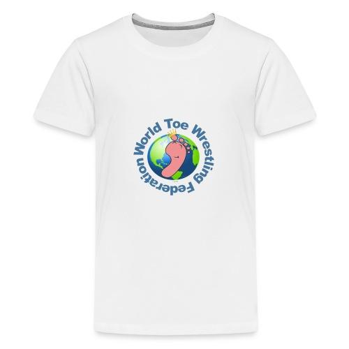 3951D995 BE46 48FF B534 17E2286525CF - Teenage Premium T-Shirt