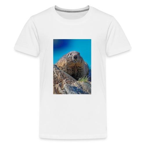 Das Murmeltier - Teenager Premium T-Shirt