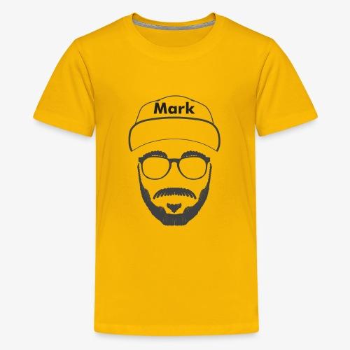 Mark - Nicht Kaddafelt - Teenager Premium T-Shirt