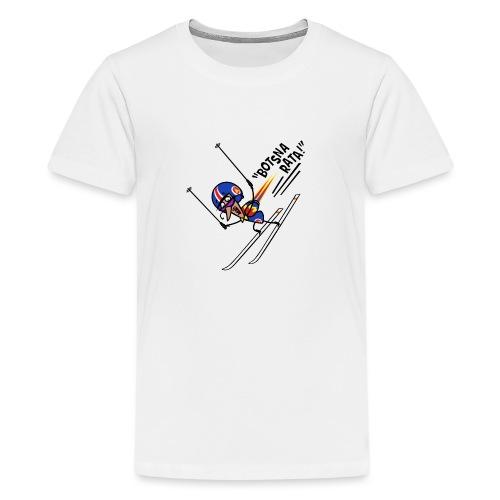 Adrenalini - Xan Ski Stunt - Teenage Premium T-Shirt