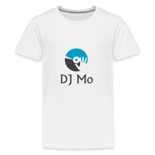 DJMo Logo 02 - Teenager Premium T-Shirt