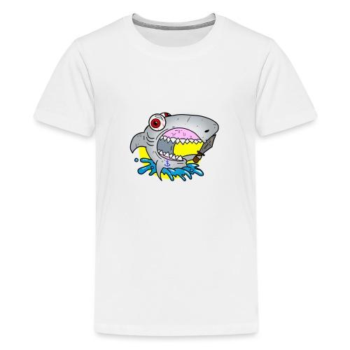sharkatak - T-shirt Premium Ado